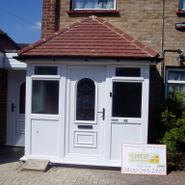 porches in essex, london, upvc windows in essex, upvc doors in essex